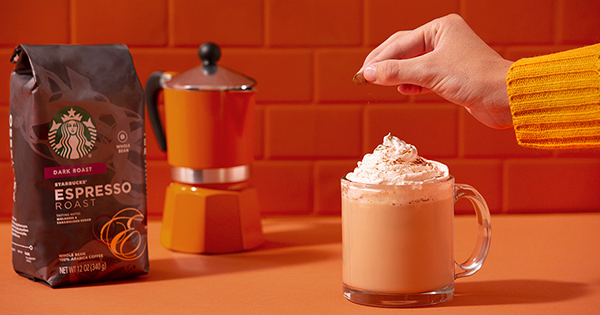 How to Make a Pumpkin Spice Latte at Home, According to Starbucks