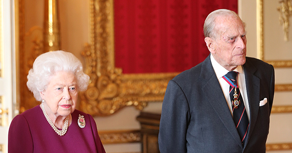 Queen Elizabeth Made *This* Major Demand of Prince Philip Before Their Wedding Day
