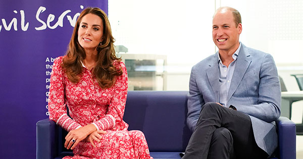 Kate Middleton & Prince William Are Total Pros at This Popular Game (& We've Got Video Proof)