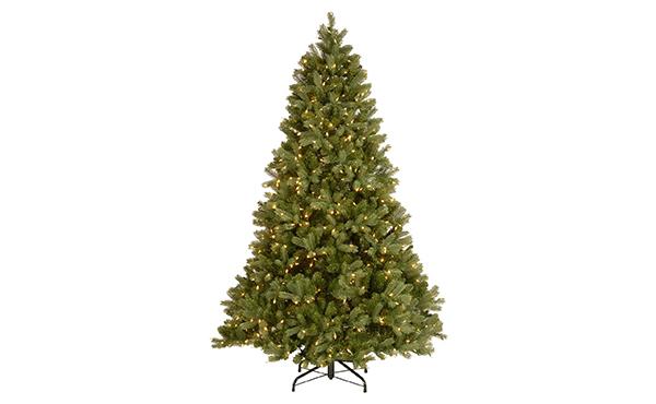 faux xmas tree