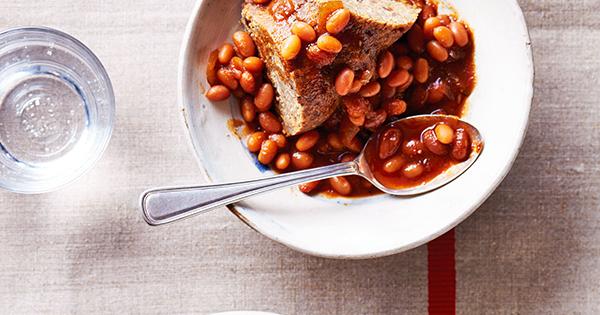 Instant-Pot Boston Baked Beans
