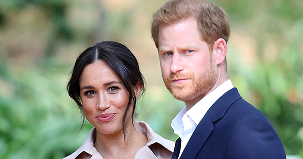 How Will Prince Harry & Meghan Markle Spend Their First Thanksgiving in Their New California Home?