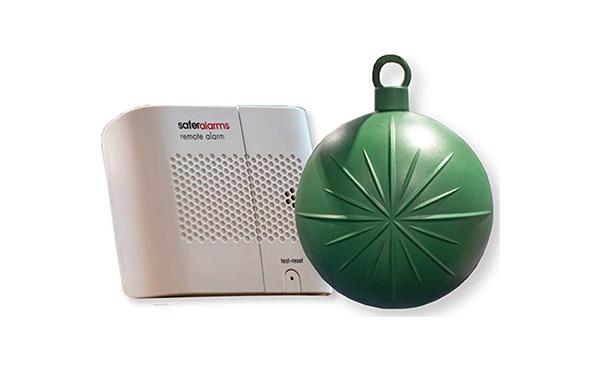 xmas tree fire alarm