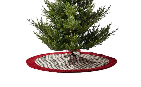xmas tree skirt