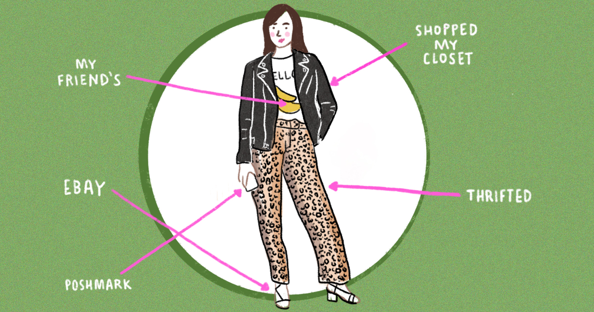 I'm a Fashion Editor, and Here's My Style Resolution For 2021