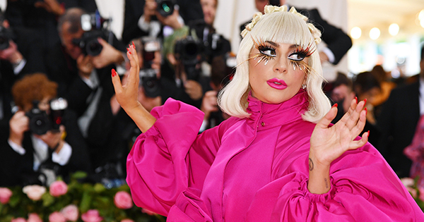 Oreo Is Releasing New Lady Gaga-Themed Cookies—and They're Bright Pink, of Course