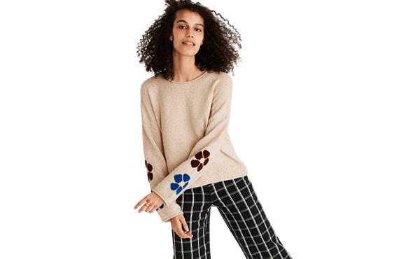 flowersweatermadewell