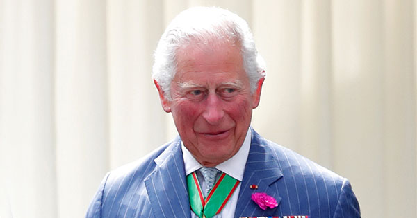 Prince Charles Shows Off French-Speaking Skills While Promoting Major New Project