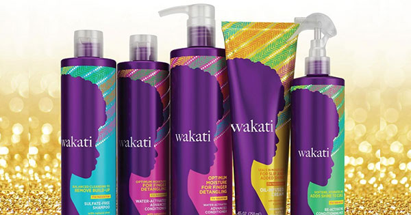 Kao USA Inc. Launches Wakati, a New Product Line for Natural Hair Textures