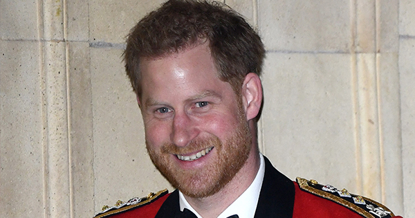 Prince Harry Reveals Who He'd Like to Play Him in 'The Crown'