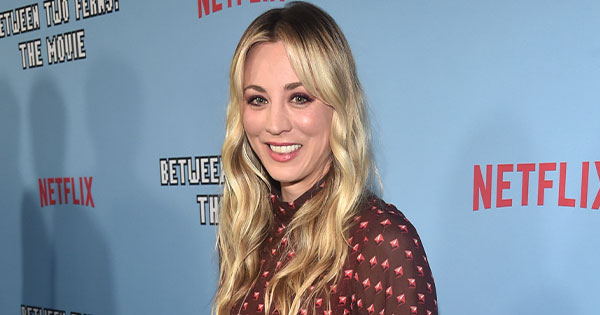 Kaley Cuoco 'Can't Stop Crying' in New Vid as She Learns of First Golden Globes Nomination
