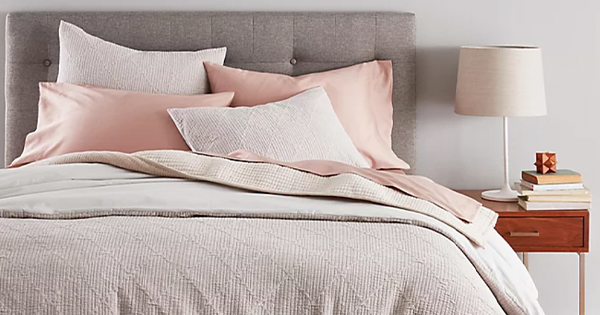 Bed Bath & Beyond's New Line Could Give Brooklinen A Run For Its Money