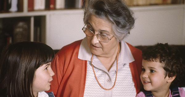 It's Officially Safe for Your Kids to Visit Their Grandparents, Says the CDC