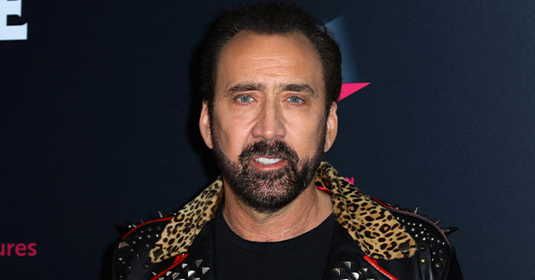This Nicolas Cage Flick Just Hit #5 on Netflix (& 'Action-Packed' Doesn't Even Begin to Describe It)