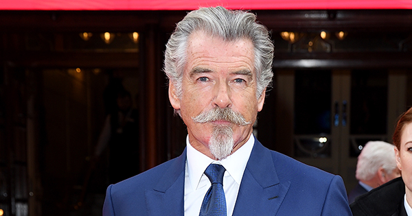 This Pierce Brosnan Flick Is the #8 Movie on Netflix (and & It's Non-Stop Action)