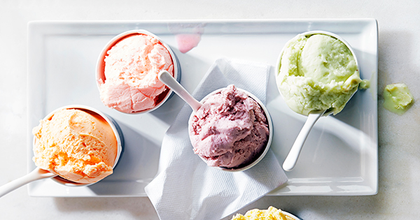 Sorbet vs. Sherbet: What's the Difference?