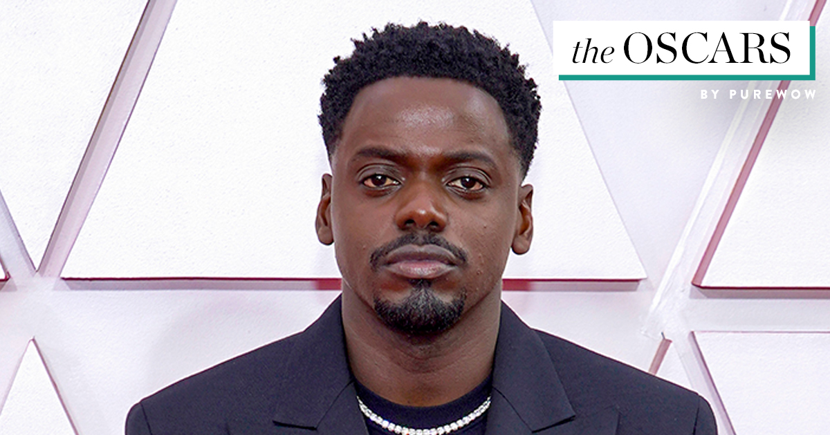 Daniel Kaluuya Takes Home the Oscar for Best Supporting Actor (& Makes His Mom Cringe During Speech)