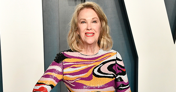 Catherine O'Hara Made History at the SAG Awards Last Night