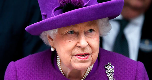 Queen Elizabeth Just Broke a Longstanding Royal Tradition