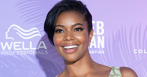 Gabrielle Union Wears Hundreds of Hand-Knotted Silks in New IG Post