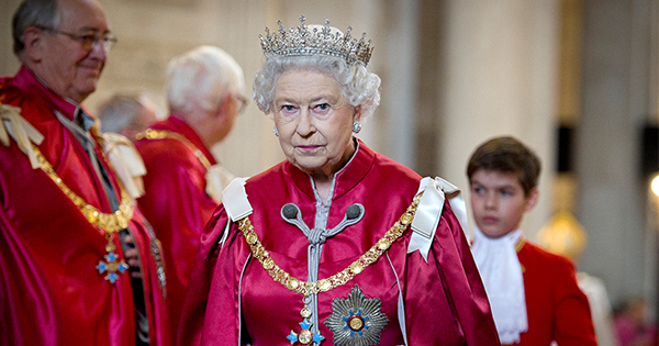 Queen Elizabeth Performed *This* Royal Duty Today, Just a Few Days After Prince Philip's Passing