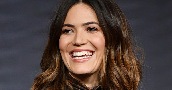 Mandy Moore Shares Photo of Baby Gus Loving Bath Time: 'Just Like His Mama'