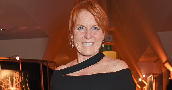 Sarah Ferguson Speaks Out About Meghan Markle