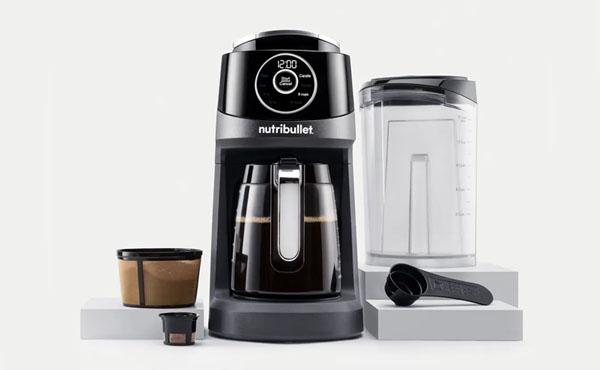 nutribullet coffee maker