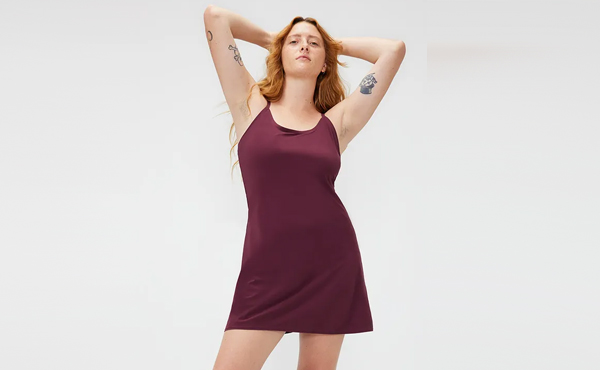 ov exercise dress