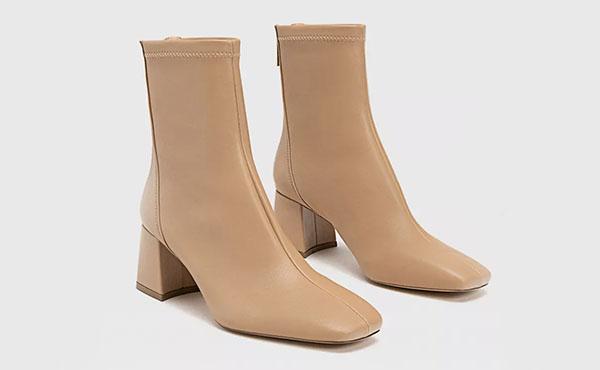stradivarious boots